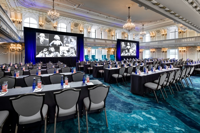 Crystal Ballroom Corporate